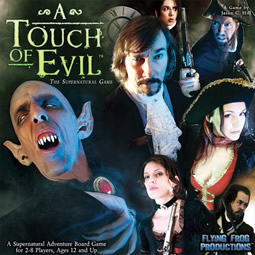 A Touch of Evil box art
